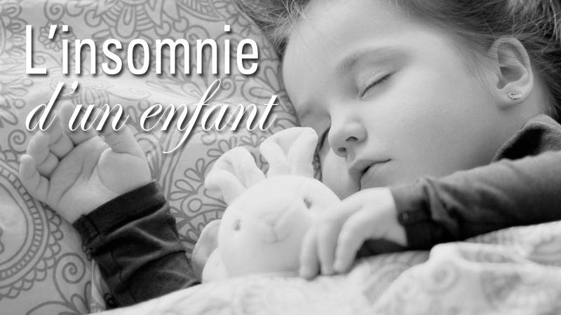 3 enfants en 3 ans insomnie d un enfant