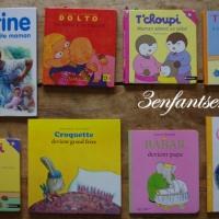 """Livres pour un """"bébé"""" qui devient """"aîné"""""""