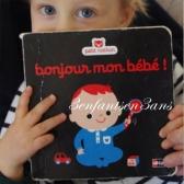 Loulou aime livre bébé