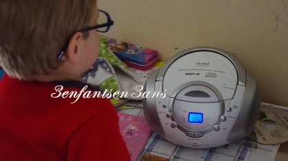 Musique 3 enfants en 3 ans