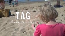 3 enfants en 3 ans TAG plage