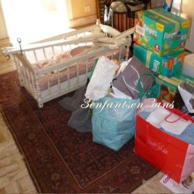 3 enfants en 3 ans vie de maman matériel