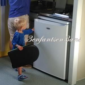 3 enfants en 3 ans Loulou PG Frigo