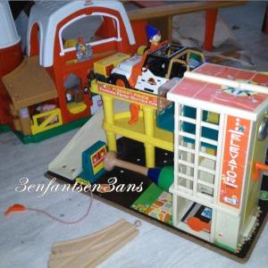 3 enfants en 3 ans garage