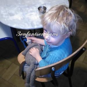 3 enfants en 3 ans Malade 2