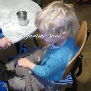3 enfants en 3 ans Malade 4
