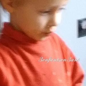 3 enfants en 3 ans Malade 5