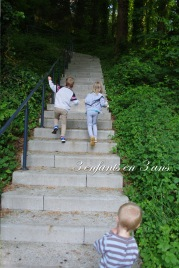 escalier secret