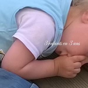3 enfants en 3 ans tendre réveil dodo1