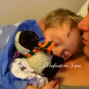 3 enfants en 3 ans tendre réveil dodo2