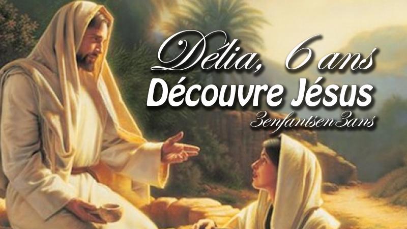 3 enfants en 3 ans jesus