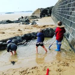 3 enfants en 3 ans à St Malo